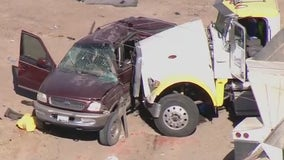 Imperial Co. Crash: Investigation continues for deadly crash that killed 13 near U.S.-Mexico border