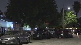 Baldwin Park barricade: 70-year-old woman beaten to death, 2 injured