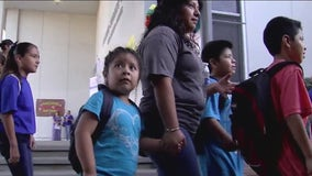 LAUSD targets April 12 reopening date, will offer vaccines to families