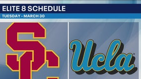 UCLA, USC seek Final Four berths in NCAA men's basketball tournament