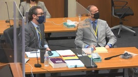 Derek Chauvin trial: 3 jurors seated in 1st day of jury selection