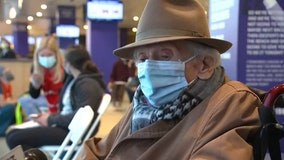 103-year-old man who survived Holocaust, 1918 pandemic receives 2nd dose of COVID-19 vaccine
