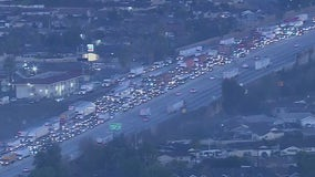 Eastbound lanes of the 60 Freeway reopen following deadly crash in Hacienda Heights