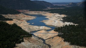 """On tap in California: Another drought or """"megadrought"""""""