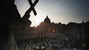 Vatican says Catholic Church cannot bless same-sex unions as God 'can't bless sin'