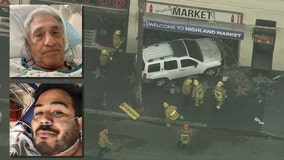 Drunk driver who struck 5 pedestrians including FOX 11 crew blew nearly double legal limit