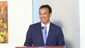 Newsom AG pick Rob Bonta lays out agenda, talks fight against Asian hate