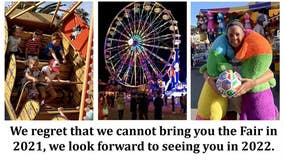 Ventura County Fair canceled for second year in a row amid the COVID-19 pandemic