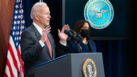 Biden selects Harris to lead response to migrant surge at US-Mexico border
