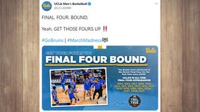 No. 11 UCLA punches ticket to Final Four after upsetting No. 1 Michigan