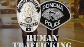 Pomona police rescue 17-year-old female human trafficking victim