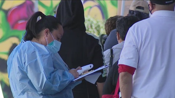 Vaccine supply on the rise in LA County, with largest allotment next week