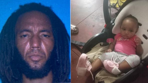 LAPD searching for 11-month-old girl believed to be kidnapped by stranger