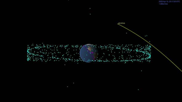NASA attempted to stop a simulated asteroid impact, but failed