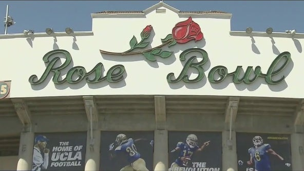 Organizers eyeing return of Rose Bowl Game, Rose Parade for Jan. 1, 2022