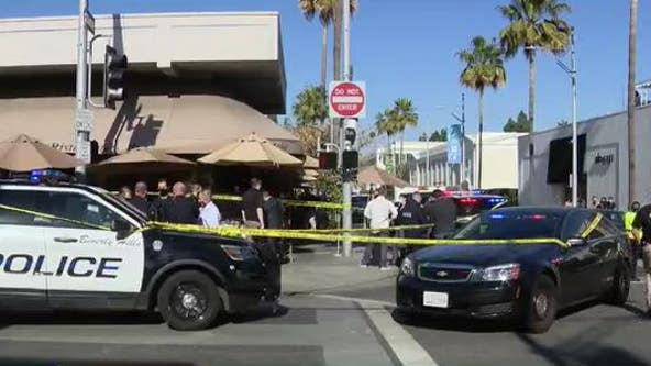 Beverly Hills adding armed, private security after robbery at chic restaurant