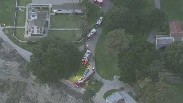 Man, woman found dead during cliff rescue in San Pedro, firefighters say