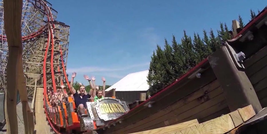 Six Flags Magic Mountain Reopens With Limited Capacity
