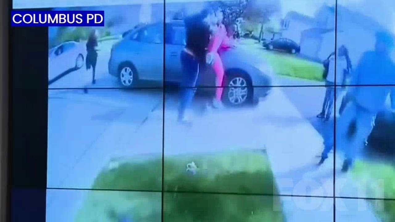 Columbus Police Release Body Camera Video Of Shooting That Killed 15 Year Old Black Girl