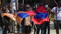 Silent protest held to bring awareness to Armenian POWs held captive in Azerbaijan