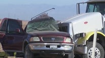 Driver slowed or stopped before crash killed 13 migrants in Imperial County, NTSB report finds