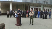 Law enforcement, community leaders urging residents to protest peacefully