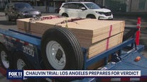 City of Los Angeles prepares for outcome of Chauvin trial