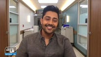 The Resident's Manish Dayal On The Show's Shocking Surprise In The Bombshell Premiere!