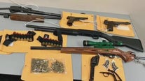 Deputies arrest man armed with multiple guns at Zuma Beach