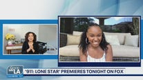 Sierra McClain talks Spring Premiere of 911: Lone Star