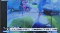 Police fatally shoot teen girl in Columbus, Ohio