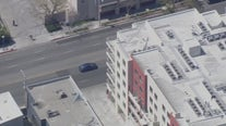 Reckless driver evades police after pursuit through Hollywood