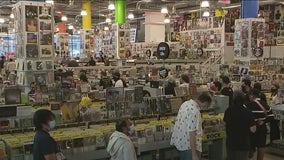 Amoeba Music reopens at new location in Hollywood