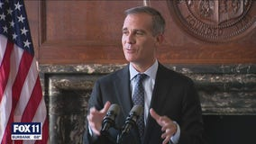 Mayor Garcetti reacts to Chauvin guilty verdict
