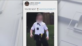 LeBron James tweets, deletes call for police 'accountability' in Columbus teen's shooting death