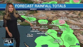 Weather Forecast for Monday, April 26