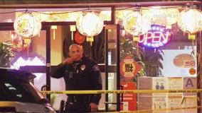 Man, woman killed in shooting at Asian restaurant in Monterey Park; gunman sought