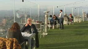 Los Angeles now home to highest outdoor dining experience on the globe