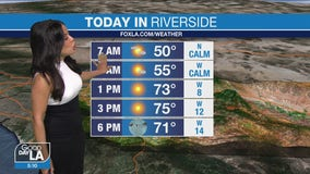 Weather Forecast for Friday, April 16
