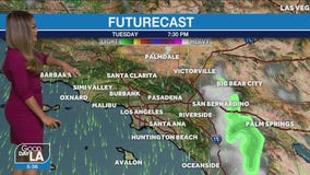 Weather Forecast for Tuesday, April 27