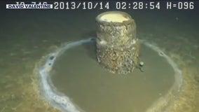 Massive toxic dump site discovered on ocean floor between Long Beach and Catalina Island