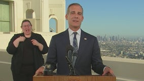 Garcetti proposes basic income pilot, massive spending plans for Los Angeles