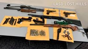 Deputies arrest man armed with multiple guns at Zuma Beach