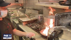 Many restaurants struggling to fill job openings due to COVID-19 restrictions