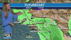 Weather Forecast for Friday, April 23