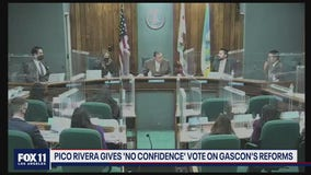 City of Pico Rivera gives no confidence vote on Gascón's  reforms