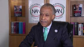 Rev. Al Sharpton on the death of George Floyd