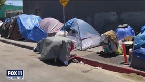 Judge orders all Los Angeles Skid Row homeless must be offered housing by October