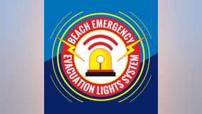 LA County to test beach evacuation alert system between 3 and 5 pm Thursday