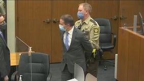 Judge revokes bail for former officer Derek Chauvin